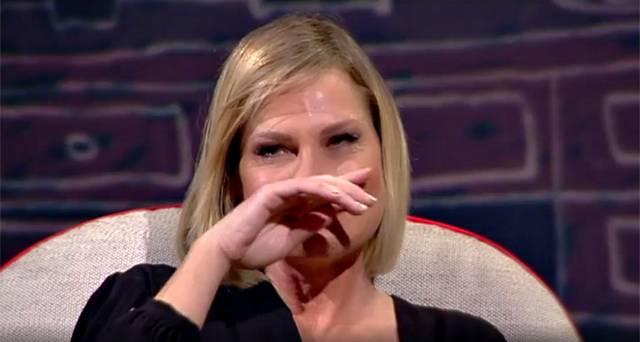 Simona Ventura: ospite del talk di Maurizio Costanzo