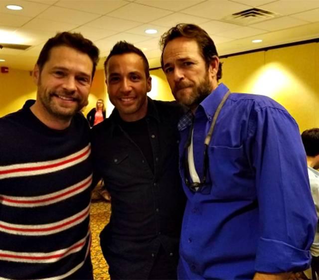 Beverly Hills 90210 sedici anni dopo, la reunion del cast