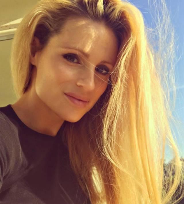 Michelle Hunziker scrive una dedica ad Aurora e lo scatto è bellissimo