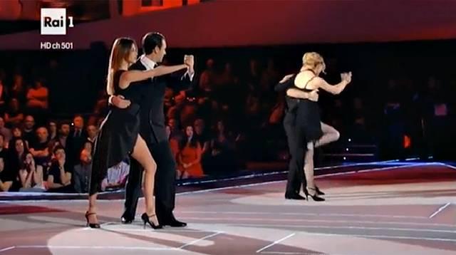 Nemicamatissima: Heather Parisi e Lorella Cuccarini erano rivali? | Info Rai Replay replica