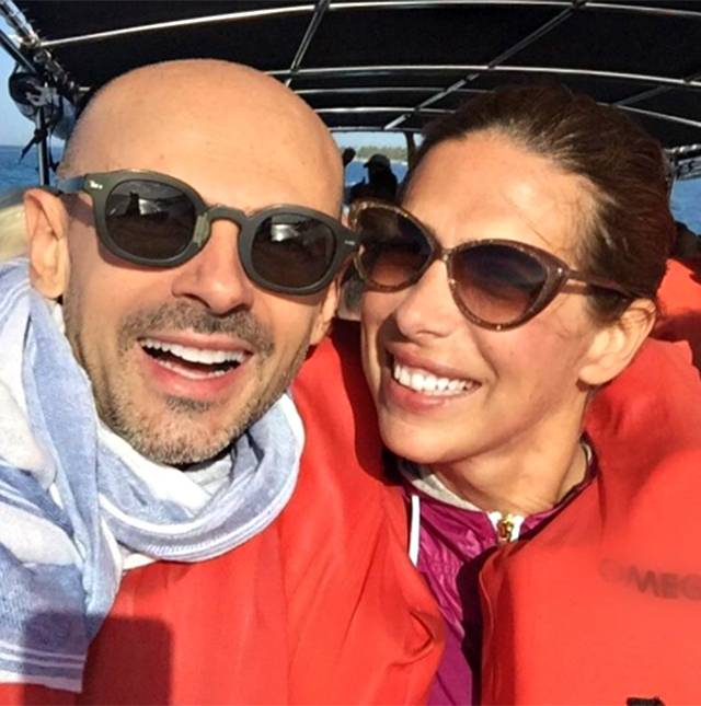 Veronica Maya e Marco Moraci, matrimonio ai Caraibi