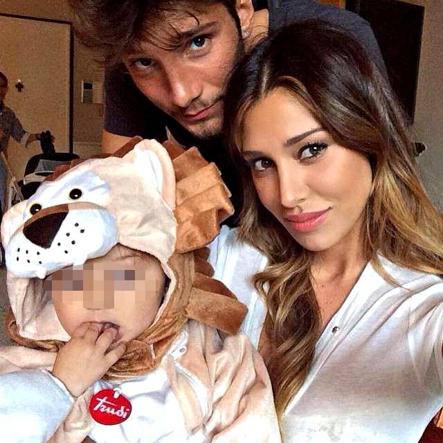 Belen Rodriguez divorzia da Stefano De Martino