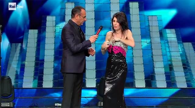 Il medley da brividi di Giorgia a Sanremo: il video dell'esibizione
