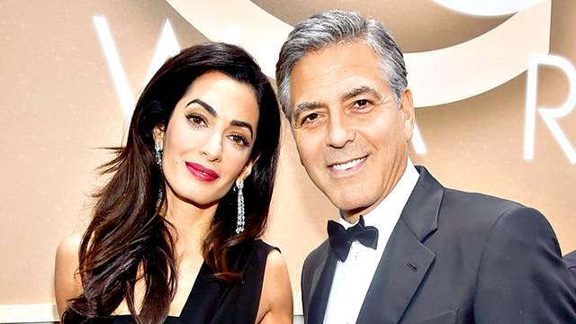 Che sorpresa per Mr George Clooney!