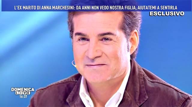 La figlia di Anna Marchesini diffida il padre biologico e Barbara D'Urso