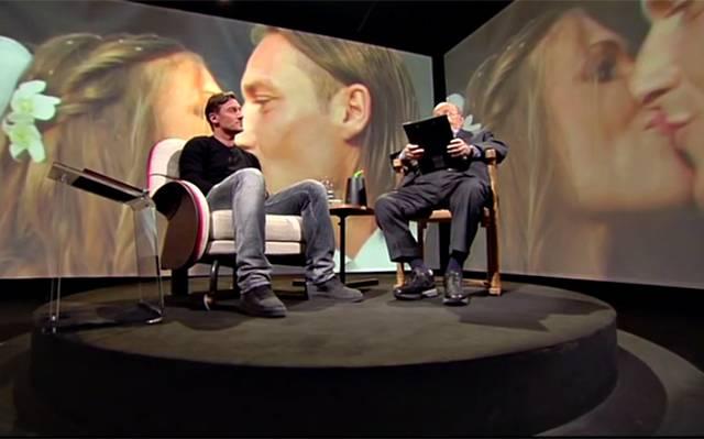 L'intervista: Francesco Totti si racconta a Costanzo