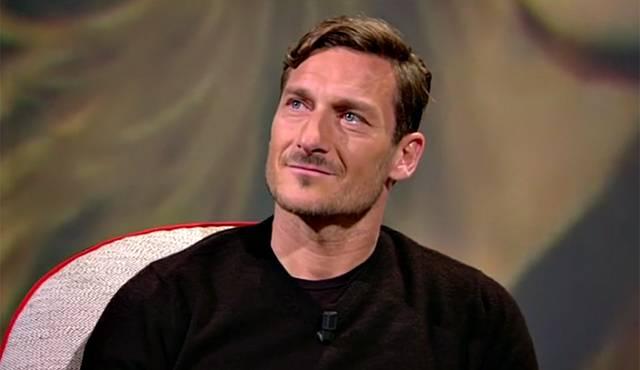 Francesco Totti, la rivelazione shock