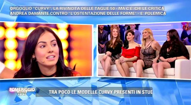 Giulia De Lellis chiede scusa alle ragazze curvy: