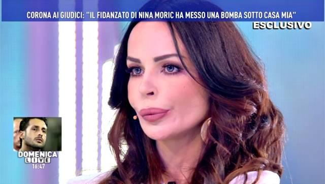 Fabrizio Corona ancora nei guai: l'ex Nina Moric lo denuncia!