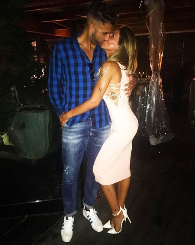 Guendalina Canessa e il fidanzato Pietro Aradori si sono lasciati