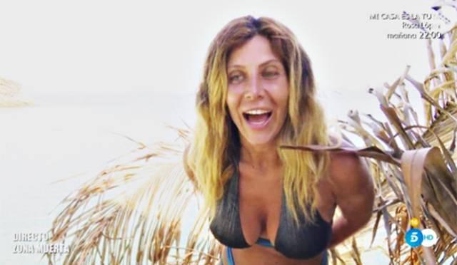 Paola Caruso, proposta hot all'Isola dei Famosi spagnola