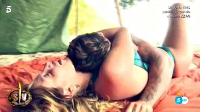 Supervivientes: Paola Caruso farebbe sesso in cambio di una pizza