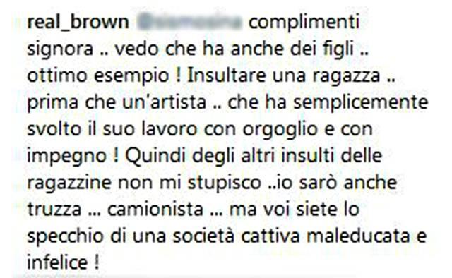 Emma Marrone nuda non piace ai fans, critiche sul web