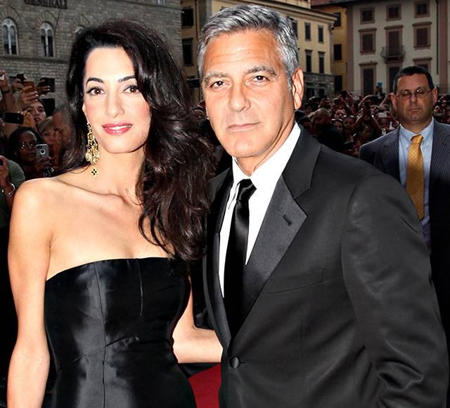 George Clooney è diventato papà: nati Ella e Alexander