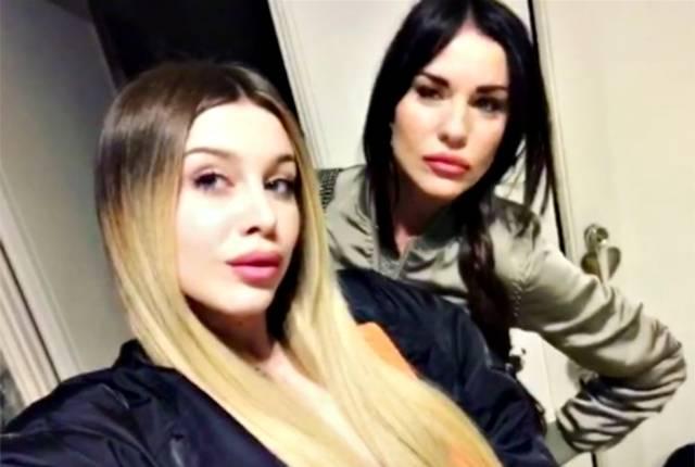 Valeria Marini e Alex Nuccetelli, ex di Antonella Mosetti stanno insieme?