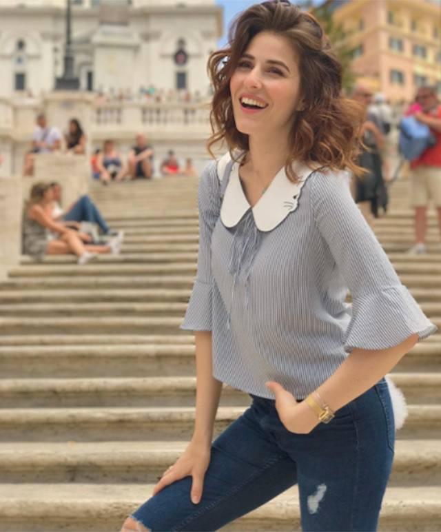 Diana Del Bufalo dopo Paolo Ruffini ha un nuovo fidanzato