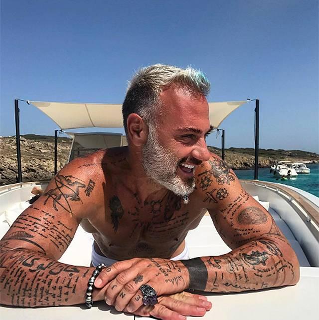Gianluca Vacchi, l'ultima stravaganza: