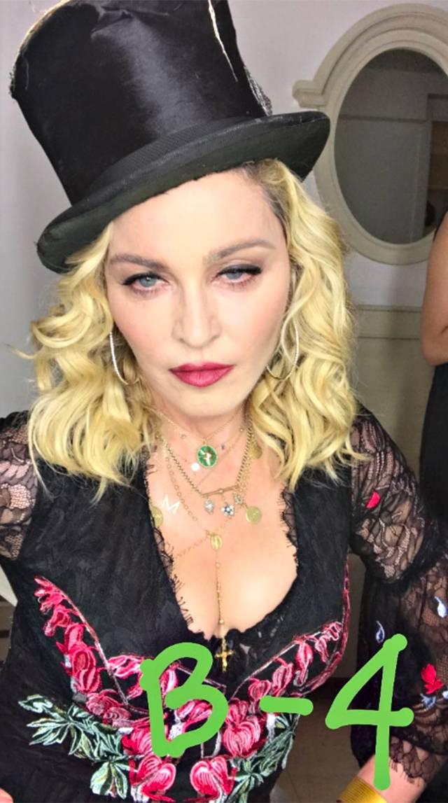 Madonna Balla La Pizzica In Puglia La Cantante Festeggia Cosi Il