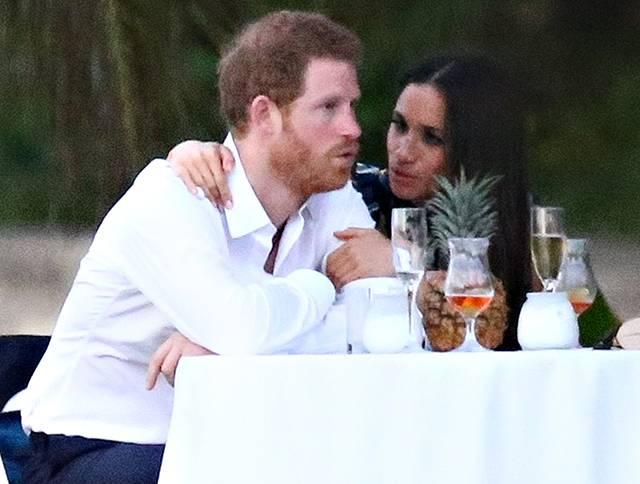 L'attrice 36enne conferma'Il principe Harry e io siamo innamorati