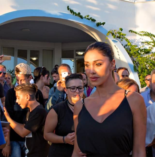 Belen madrina hot al Festival del Peperoncino