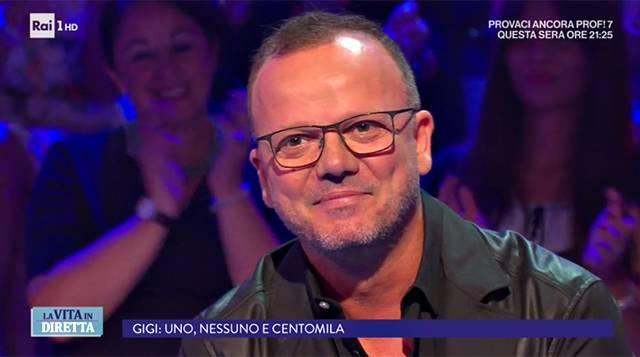 Gigi D'Alessio vuole ritornare con Anna Tatangelo?