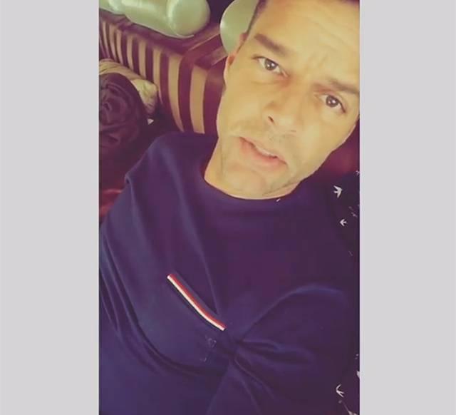 Uragano Maria, Ricky Martin preoccupato per il fratello: