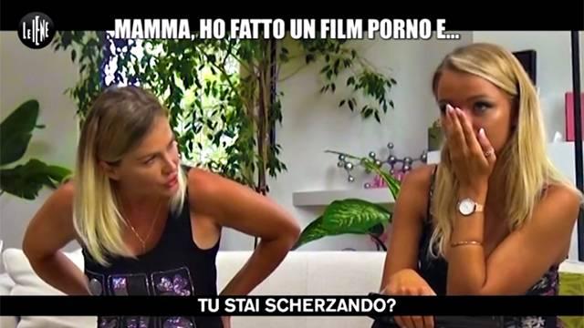 """Scherzo a Eva Henger, l'attrice in lacrime a Le Iene"""""""
