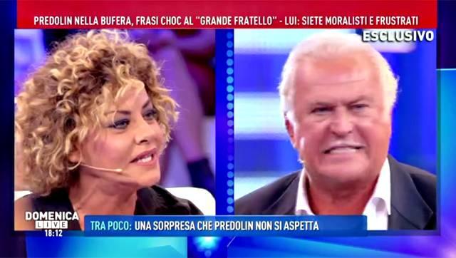 Marco predolin a 39 domenica live 39 39 fiero di essere il for Patrizia rossetti marito