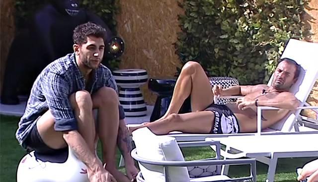 Scontro tra Veronica Angeloni e Jeremias Rodriguez, Cecilia difende suo fratello