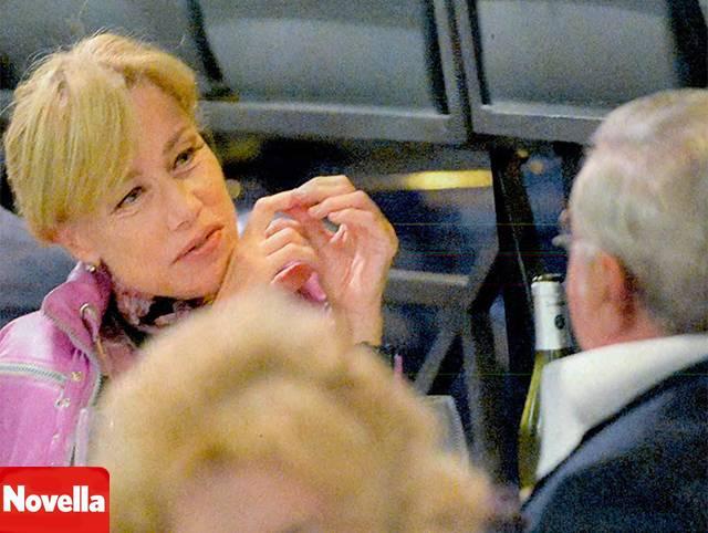 Nancy Brilli, innamorata dopo la fine della storia con Roy De Vita?