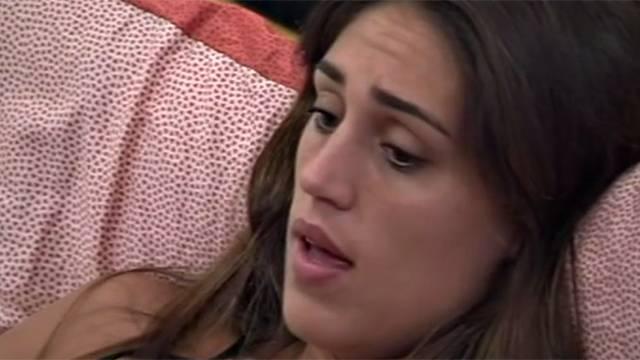 GF Vip 2, Luca Onestini in lacrime per Soleil: