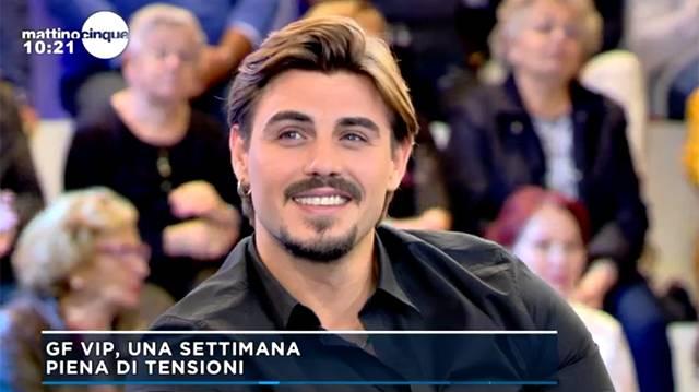 Luca Onestini lascia in diretta Soleil Sorge al Grande Fratello Vip 2