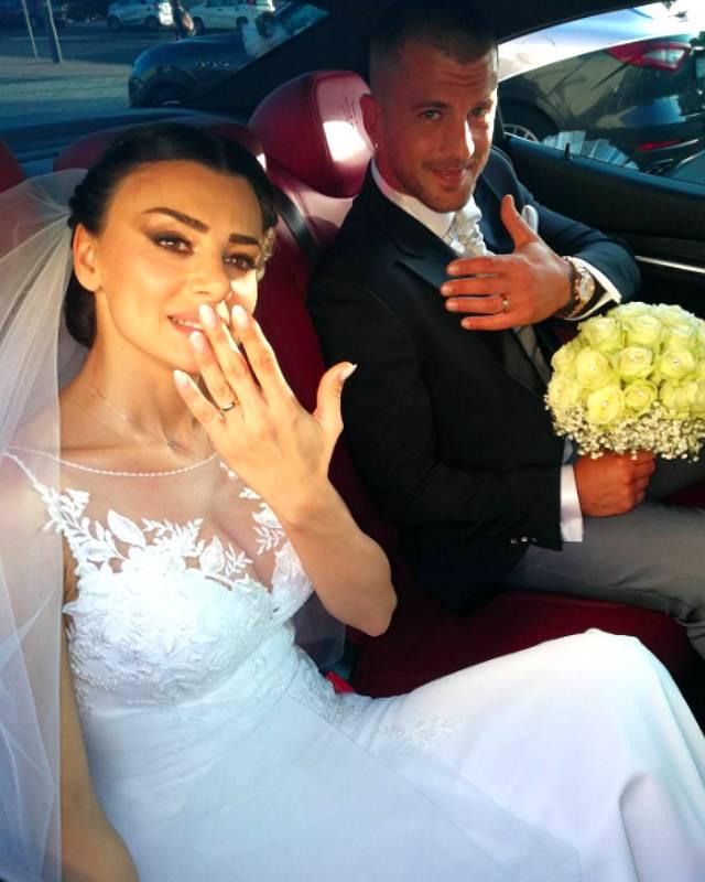 Diego Daddi, allenamento pre-matrimonio: in forma per il