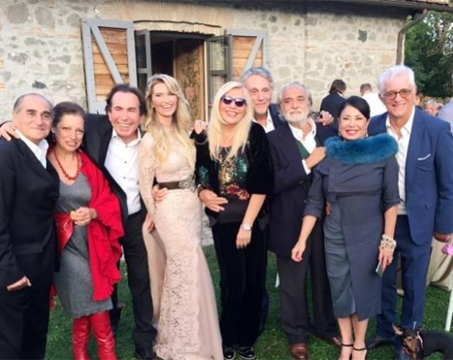 Andrea Roncato, matrimonio in diretta con Nicole Moscariello a Domenica Live