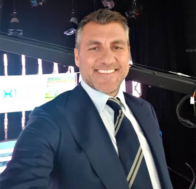 Bobo Vieri diventerà padre: l'ex velina Costanza Caracciolo è in dolce attesa