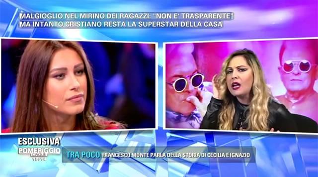 Lisa Fusco contro le fans di Giulia De Lellis: