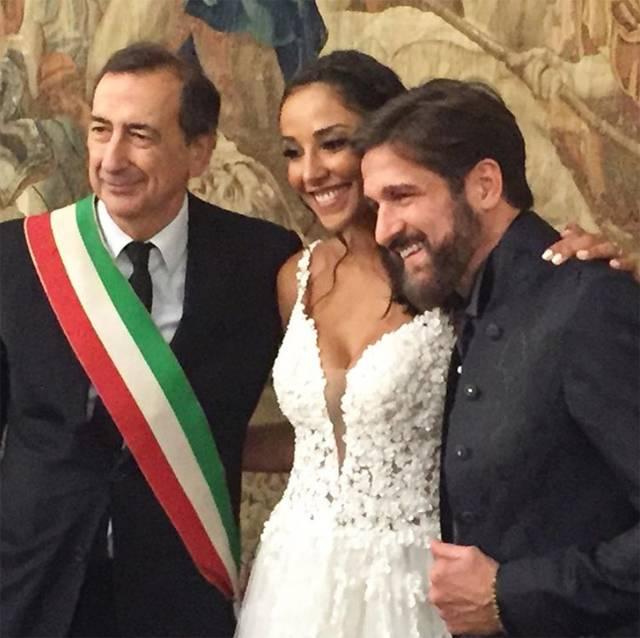 Juliana Moreira ed Edoardo Stoppa hanno detto Sì