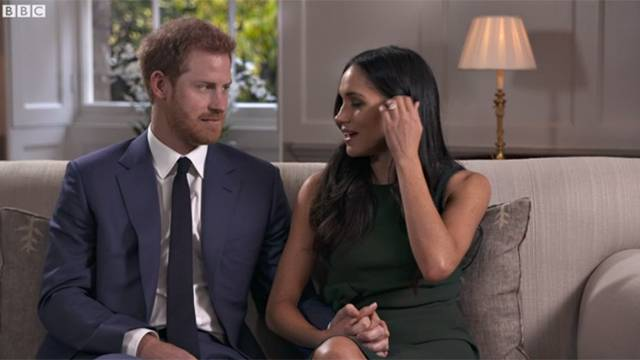 Harry e Meghan, nozze nel 2018: anello di fidanzamento disegnato dal principe