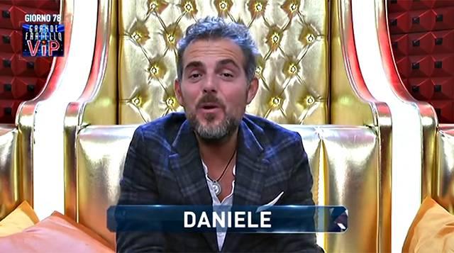 Daniele Bossari-Filippa Lagerback: proposta di matrimonio in diretta tv