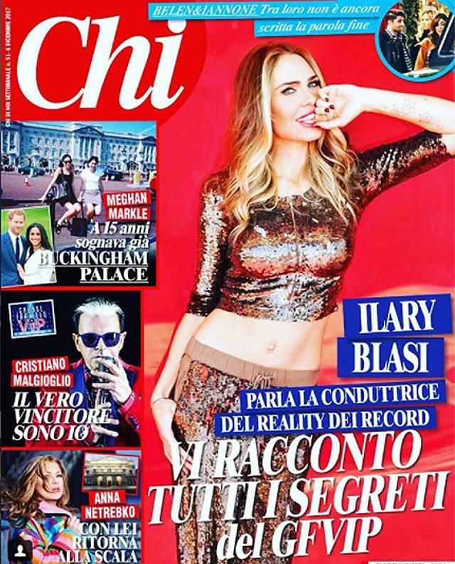 Ilary Blasi senza freni: frecciatine a Cecilia, Monte e Luca Onestini
