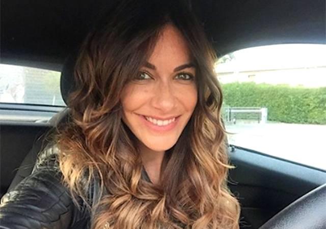 Melita Toniolo è mamma:
