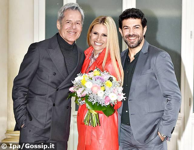 Festival di Sanremo 2018: Hunziker e Favino presenteranno insieme a Baglioni