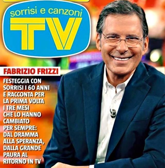 Fabrizio Frizzi dopo il malore:
