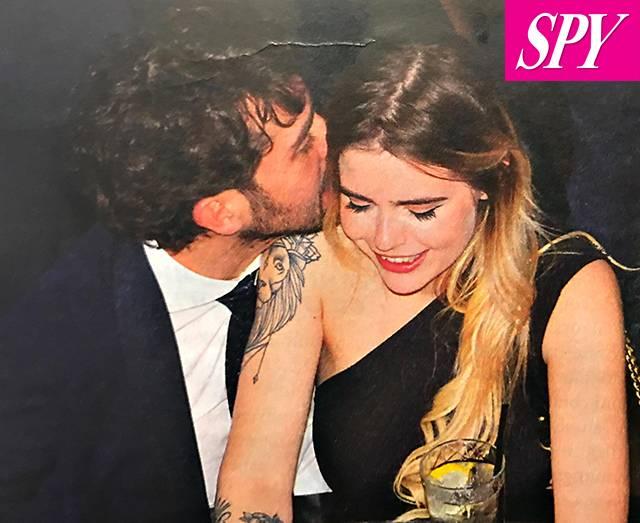 Raffaello Tonon, scoppia la passione con l'ex di Bettarini