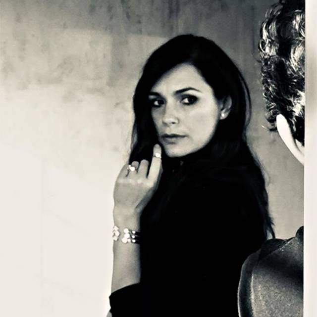 Alena seredova designer di gioielli e bello fare la for Designer di gioielli