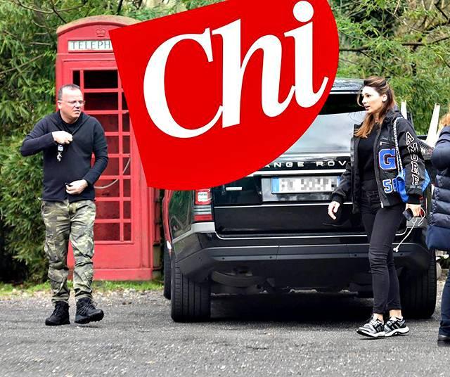 Gigi D'Alessio e Anna Tatangelo, eccoli di nuovo insieme