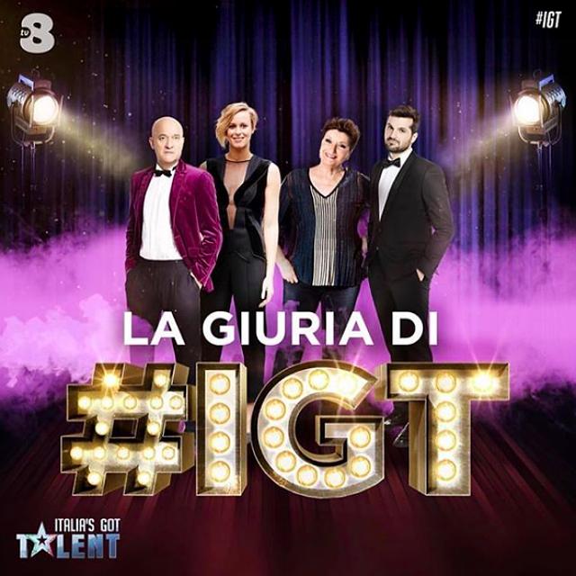 Italia's Got Talent 2018, i giudici