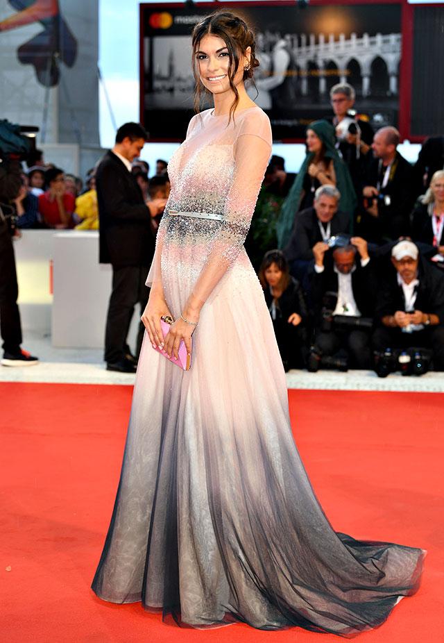 timeless design f4fa1 0a57c Linda Morselli, l'ex fidanzata di Valentino Rossi illumina ...