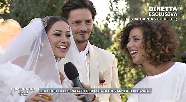 Matrimonio In Diretta Ferragnez : Matrimonio in diretta theserendipity debutta al roma