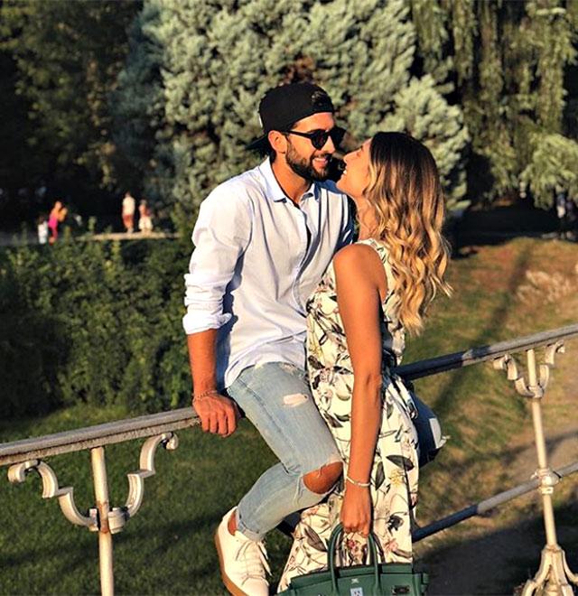 Piero barone e valentina allegri escono allo scoperto come for Piero della valentina